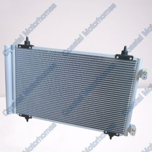 Fits Fiat Scudo Peugeot Expert Citroen Dispatch Air Conditioning Condenser 07-On