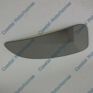 Fits Fiat Ducato Peugeot Boxer Citroen Relay Mirror Left Lower Wing Door (99-06)