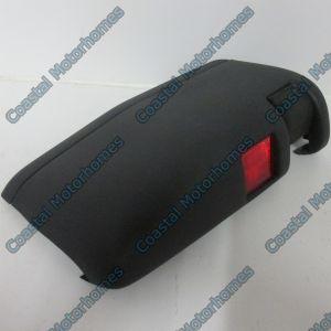 Fits Fiat Ducato Peugeot Boxer Citroen Relay Left Rear Bumper Corner 230 (94-02)