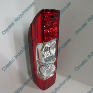Fits Fiat Ducato Peugeot Boxer Citroen Relay Left Side Rear Light Lamp 250
