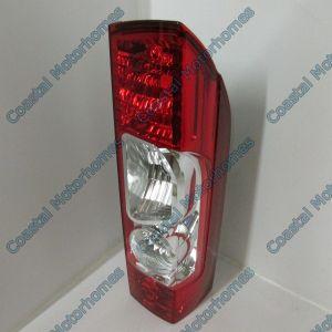 Fits Fiat Ducato Peugeot Boxer Citroen Relay Far Right Side Rear Light Lamp 250