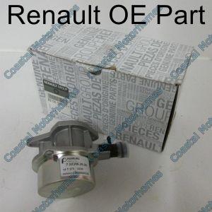Fits Renault Trafic Vacuum Pump OE Pierburg 1.9D