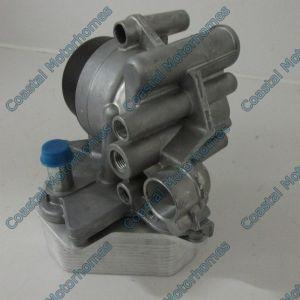 Fits Fiat Ducato Peugeot Boxer Citroen Relay 250 2.2D Oil Cooler And Filter Housing