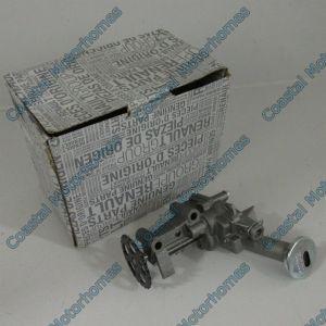 Fits Renault Trafic Oil Pump 1.9 Diesel 8200783524