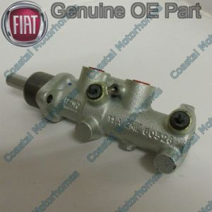 Fits Citroen Relay Fiat Ducato Peugeot Boxer Brake Master Genuine Cylinder Abs 94-06