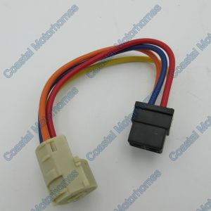 Fits Citroen C15 Ignition Switch Cable Plug