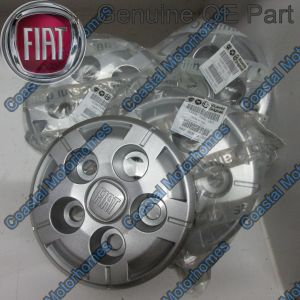 Fits Fiat Ducato Wheel Centre Caps Trims 1358875080