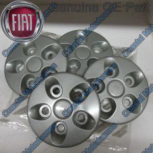 Fits Fiat Ducato Peugeot Boxer Citroen Relay Wheel Hub Centre Caps 1325078080 x4