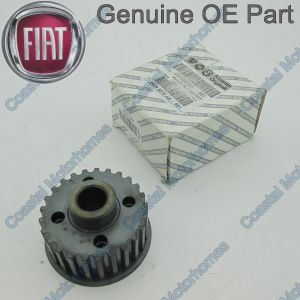Fits Fiat Ducato Iveco Daily III-IV-V-VI Crank Drive Pulley 2.3JTD OE (02-On)