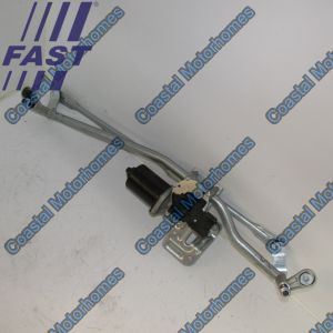 Fits Fiat Ducato Peugeot Boxer Citroen Relay 250 LHD Wiper Linkage Motor 1363338080