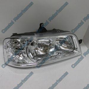 Fits Fiat Ducato Peugeot Boxer Citroen Relay Right Headlight Lamp 244 2002-2006