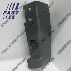 Fits Fiat Ducato Peugeot Boxer Citroen Relay Right Rear Bumper Corner 735423230 06-14