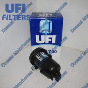 Fits Fiat Ducato Peugeot Boxer Citroen Relay 250 Fuel Filter 2.2 HDI 1368128080