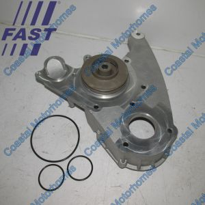 Fits Fiat Ducato Iveco Daily 2.3JTD Water Pump OE Quality 504033770 504323990