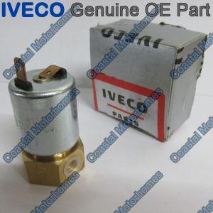 Fits Fiat Ducato Peugeot Boxer Citroen Relay Flame Start Valve OE 98494902 0363.95