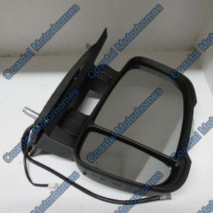 Fits Fiat Ducato Peugeot Boxer Citroen Relay 250 Right Short Arm Mirror Temp Sender 06>
