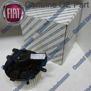 Fits Fiat Ducato Peugeot Boxer Citroen Relay Blower Heater Fan 250 (06-On) 77364234