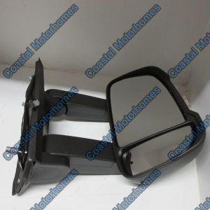 Fits Fiat Ducato Peugeot Boxer Citroen Relay Right Long Arm Mirror Temp Sender 250