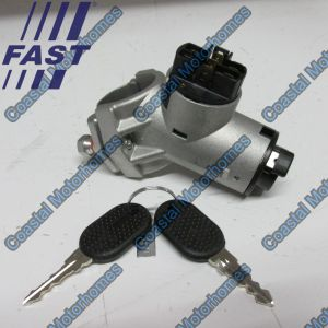 Fits Fiat Ducato Peugeot Boxer Citroen Relay Ignition Switch Steering Lock 1994-2002