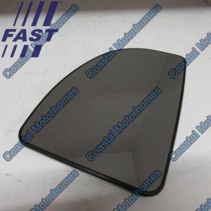 Fits Fiat Ducato Peugeot Boxer Citroen Relay Upper Heated Mirror Glass (99-06)