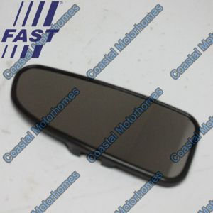 Fits Fiat Ducato Peugeot Boxer Citroen Relay Left Heated Lower Mirror Glass (99-06)