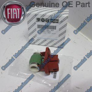 Fits Fiat Ducato Peugeot Boxer Citroen Relay Radiator Fan Resistor 1355607080 06-On