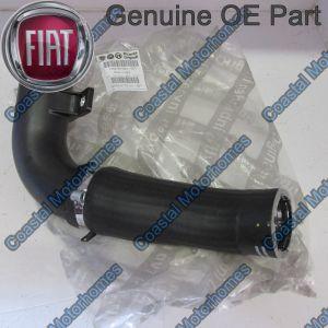 Fits Fiat Ducato Peugeot Boxer Citroen Relay Intercooler Hose 1344787080