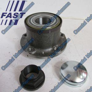 Fits Fiat Ducato Peugeot Boxer Citroen Relay Rear Wheel Hub Bearing 51754942 3701.82
