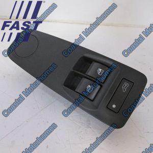 Fits Fiat Ducato Peugeot Boxer Citroen Relay Electric Window Door Lock Switch 06-11