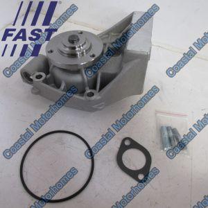Fits Fiat Ducato, Peugeot Boxer And Citroen Relay 2.5D 2.8D Water Pump 98473452