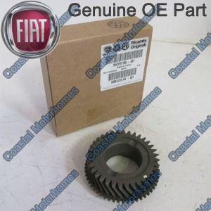 Fits Fiat Ducato Peugeot Boxer Citroen Relay OE 4TH Gear 40X35 MLGU 9643757188