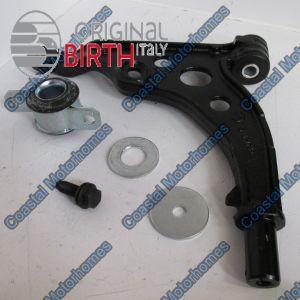 Fits Fiat Ducato Peugeot Boxer Citroen Relay Front Left Wishbone Arm 1339465080