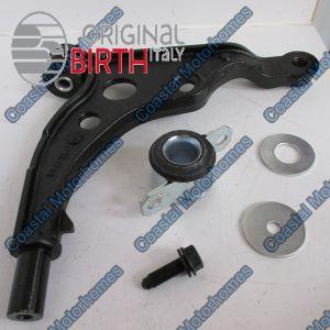 Fits Fiat Ducato Peugeot Boxer Citroen Relay Front Right Wishbone Arm Q18 1339466080