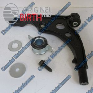 Fits Fiat Ducato Peugeot Boxer Citroen Relay Front Left Wishbone Arm Q18 1339464080