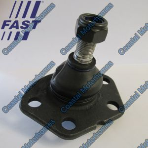 Fits Fiat Ducato Peugeot Boxer Citroen Relay Ball Joint Front Lower 1331640080