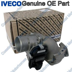 Fits Fiat Ducato Peugeot Boxer Citroen Relay Iveco Daily Throttle Body 504351131