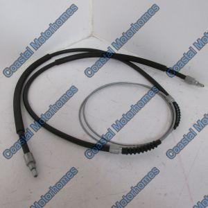Fits Fiat Ducato Peugeot Boxer Citroen Relay Rear Hand Brake Cable 1314983080