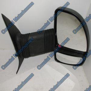 Fits Fiat Ducato Peugeot Boxer Citroen Relay Right Extra Long Arm Mirror (99-06)