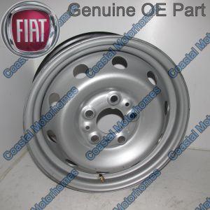 Fits Fiat Ducato Peugeot Boxer Citroen Relay Wheel 15X6J USED