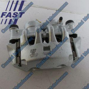 Fits Fiat Ducato Peugeot Boxer Citroen Relay Left Front Caliper 735353858