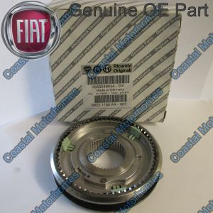 Fits Fiat Ducato Peugeot Boxer Citroen Relay 1ST-2ND Gear Hub (06-On) 55249934