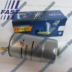 Fits Fiat Ducato Peugeot Boxer Citroen Relay Fuel Filter 77363657 1606384980