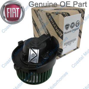 Fits Fiat Ducato Peugeot Boxer Citroen Relay RHD Heater Blower Motor Fan 77362665