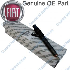 Fits Fiat Ducato Iveco Daily Boxer Relay 2.3 JTD-HDI 1x Injector OE 504389548