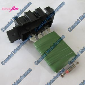 Fits Fiat Ducato Peugeot Boxer Citroen Relay Resistor Heater Blower (06-On) 77364061