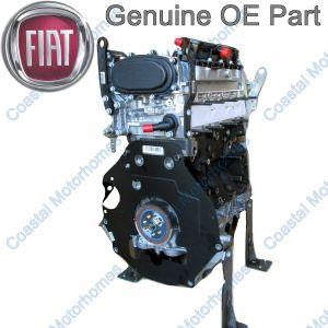 Fits Fiat Ducato 2.3 Brand New Genuine Bare Engine 180 HP 2014-On 5802120722 Euro 6