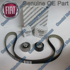 Fits Fiat Ducato Iveco Daily Boxer Relay Timing Belt Kit Genuine OE 2.3JTD 71736716