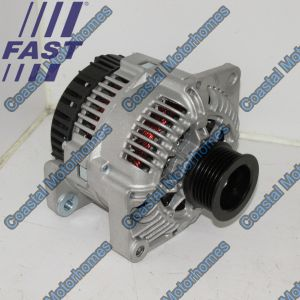 Fits Fiat Ducato Peugeot Boxer Citroen Relay 2.5 2.8 Alternator Sofim New 80A (94-02)