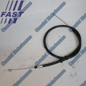 Fits Fiat Ducato Peugeot Boxer Citroen Relay Rear Handbrake Cable 1378321080