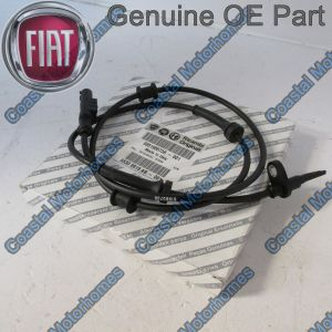 Fits Fiat Ducato Peugeot Boxer Citroen Relay Rear ABS Sensor OE (14-On) 51965736
